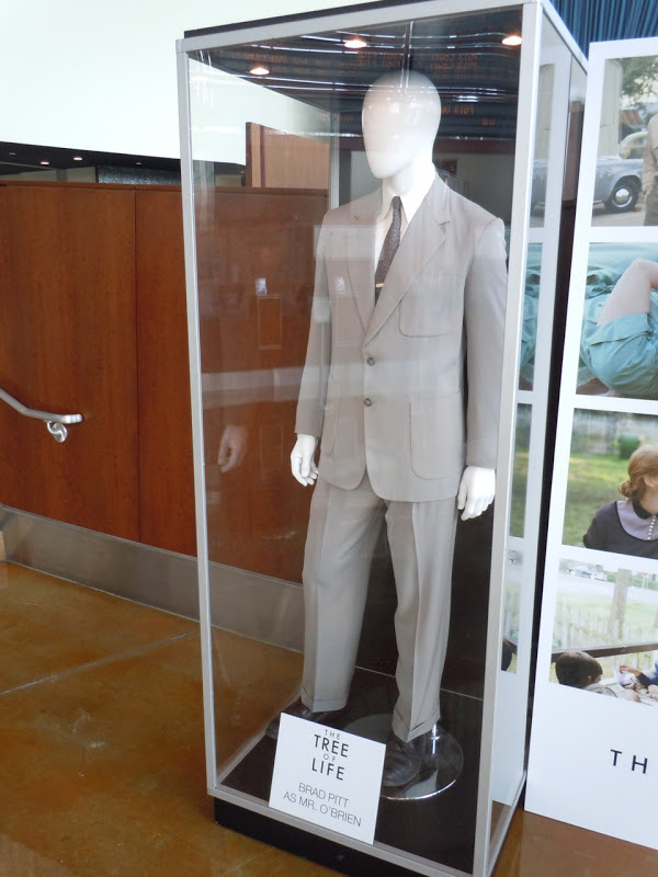 Brad Pitt Tree of Life movie costume