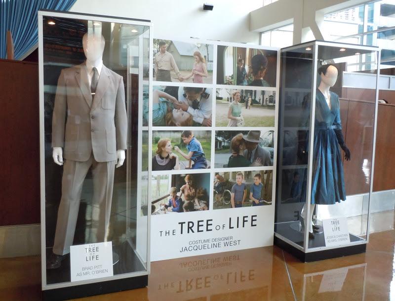 Tree of Life film costumes