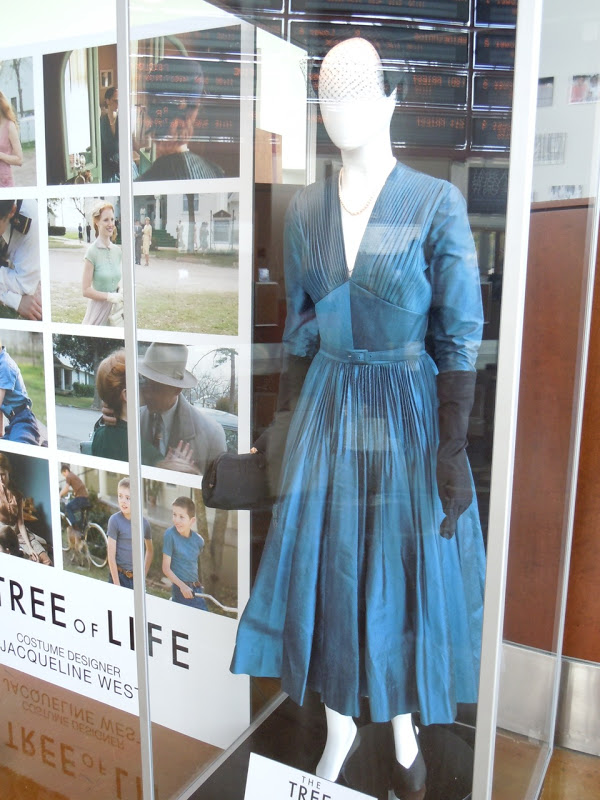 Jessica Chastain Tree of Life dress
