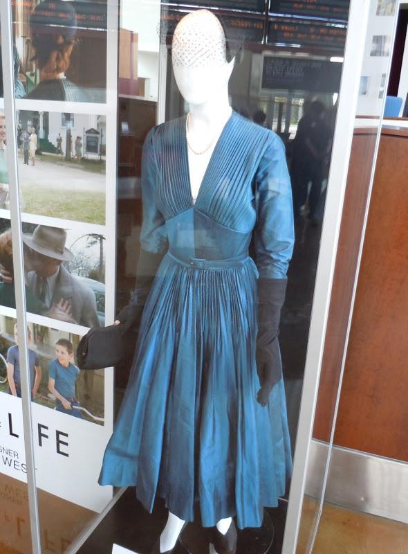 Jessica Chastain Tree of Life movie costume